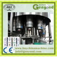 Máquinas de processamento de leite Leite máquina de enchimento de papel asséptico