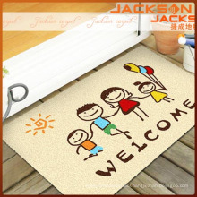 Wholesale Home Non Slip Custom Printed Polyester Door Mat
