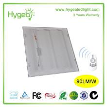 Hot venda 3 anos de garantia 600x600 36w cor branca levou grelha luz / grelha lâmpada