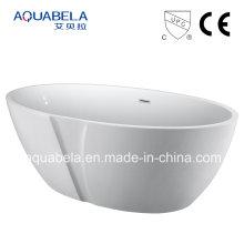 CE / Cupc Nueva bañera de acrílico sin costura del baño de la tina del baño del diseño (JL654)