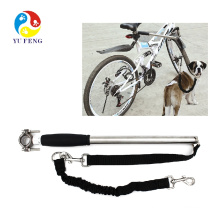 Best Hands Free Dog Bicycle Exerciser Leash with 550-lbs pull strength Paracord Leash Military Grade for Outdoor Walks and Train