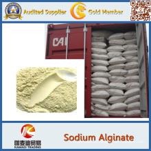 Natriumalginat für Lebensmittelzusatzstoff, Inländische, Drucken, Färben, Textil,