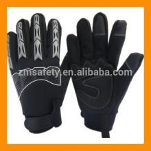 Thermal gefütterter mechanischer Handschuh mit Fingerknöchel und Fingerschutz