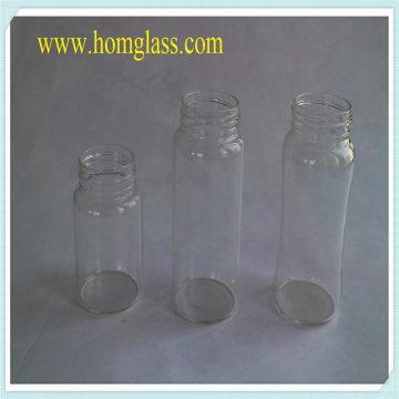 Hitzebeständiges Glas Milchflasche Glas Lagerung von Pyrex Borosilikatglas
