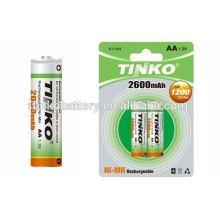 TINKO Rechargeable Battery(Already charged for use )
