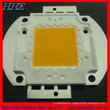 100 w 940nm / 850nm / 730nm / 660nm led para luz de cultivo / luz de acuario, etc.