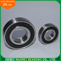 Radial Ball Bearing Kedua-dua Aliran Rubber Sealed 6004-2RS