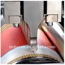 Machine de stratification ultrasonique pour des non-tissés
