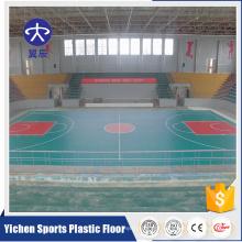 High quality Cheap basketball court sports vinyl flooring ties