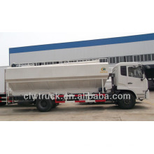 Camión de alimentación a granel de 12m3 dongfeng, camión de transporte de carga a granel 4x2