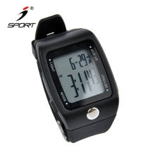High Quality Isport Manufacturer Oem Silicone Wristband Step Counter Pedometer Ce Rohs Touch Heart Rate Monitor Smart Watch