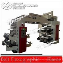 Флексографическое оборудование для высокой печати на 4-цветной пленке LDPE