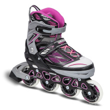 Semi Soft Adjustable Inline Skate (SS-149A-1)