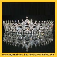 Tiara de pageant do fabricante direto