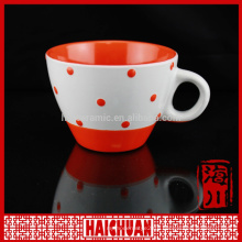HCC 11oz high quality orca coating mug