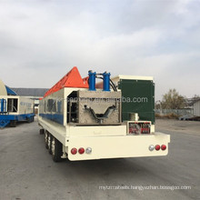 sanxing curving roof k q span panel roll forming machine 914-650