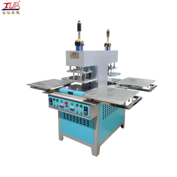 Factory equipment silicone 3d raising logo deboss machine