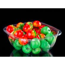 Caja de frutas PET para la industria hortofrutícola