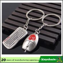 Мальчиков и девочек подарок мыши и клавиатуры формы брелок