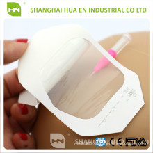 Medizinische elastische Polyurethan transparente Folie Dressing
