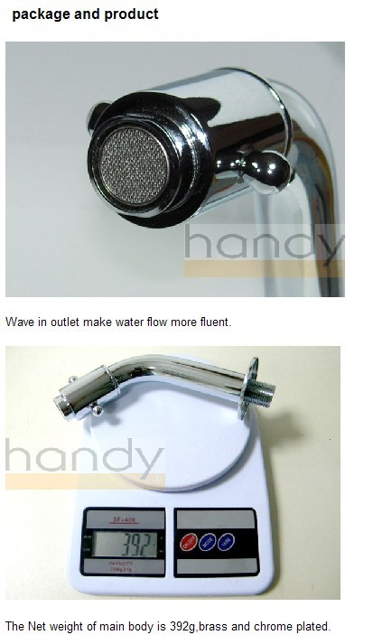 Wall Kitchen Tap