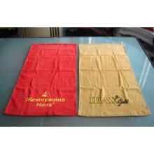 100% algodón personalizado impreso toalla de mano