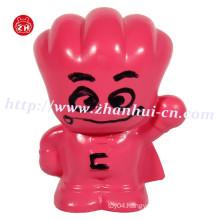 Palm shape Plastic Toy