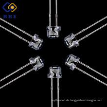 Strohhut der hohen Qualität 5mm führte 850nm IR-Wasser klar