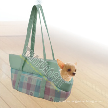Bolso de lujo del portador del animal doméstico del logotipo del OEM colorido de China Supplier (YF73008)