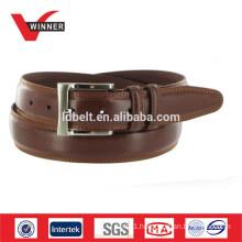 mens leather brown belt