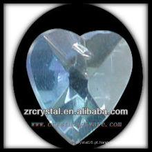 K9 Pingente De Lustre De Cristal Com Forma De Coração