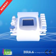 5 en 1 Multifunción Lipolaser Vacío Slim Machine Br8.6