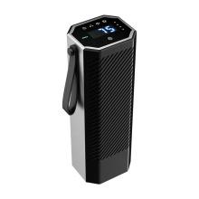Uv Negatives Ion Mini Portable Filter Usb Air Cleaner Car Air Purifier