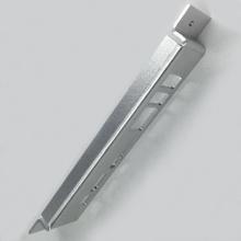 Silver Sand Blasting Aluminum Parts