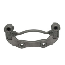 Chinese supplier custom auto parts ductile iron brake caliper bracket