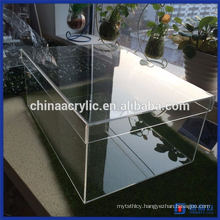 All-Round Display Clear Acrylic Shoe Storage Boxes