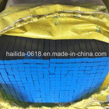1020 S20c Ss400 A36 St37 Mild Stahl Vierkantstangen
