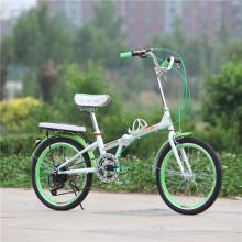 Venda quente barato 20 polegadas Folding City Bike