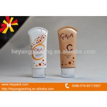 Diámetro 40mm tubo de plástico para embalaje de cosméticos