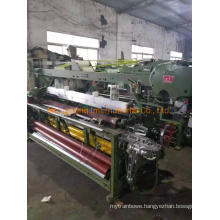 Reconditioned Chinese Rapier Loom 280cm with Gt21 Machincal Dobby Used Textile Weaving Loom for Sale at Very Cheap Price