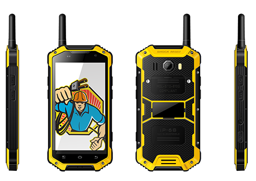 2 Way Raido Outdoor Mobile Phone