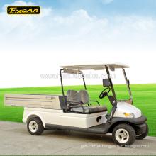 Preço bonde do carro de golfe de 2 seater carro de golfe bonde do carro do veículo de serviço público elétrico