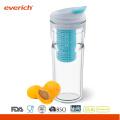 16Oz Everich tritan de parede dupla infusor novo com tampa de flip
