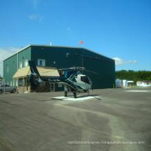 Prefabriacated Steel Structure Hangar (KXD-SSB1271)