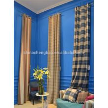 Home Decor cortina de chuveiro extra longa com anel de ilhó