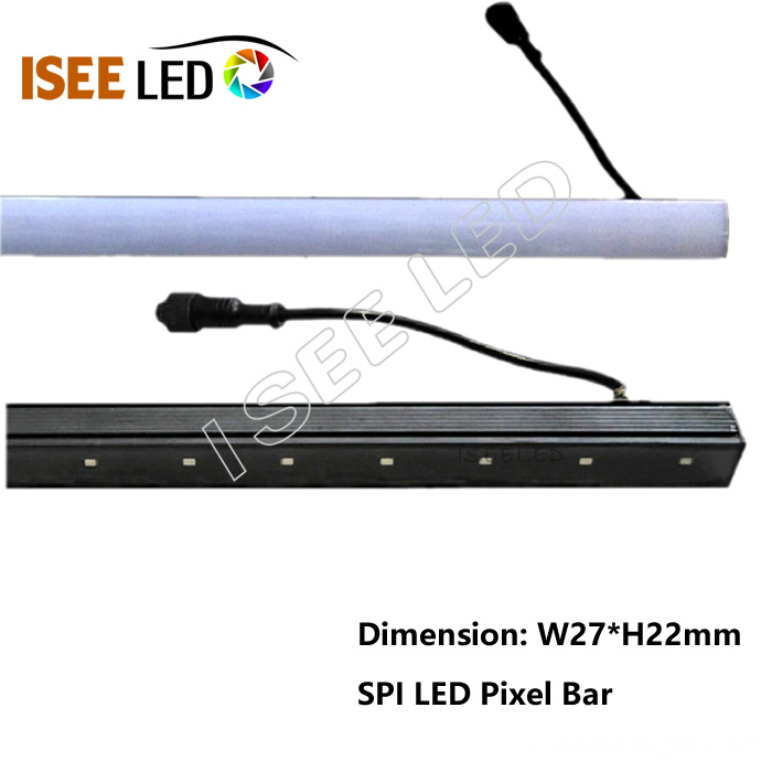 SPI Pixel LED Bar 01