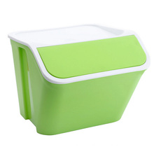 Multifunctional Plastic Storage Box Container for Home