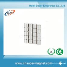Ímãs de neodímio de cilindro personalizado forte (70 * 30mm)