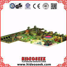 Indoor Children Amusement Playground Solution