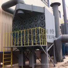 FORST Patronenfilter Staubabscheidersystem für industrielle Filterreinigung
